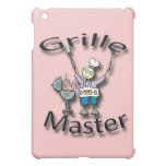 Grille Master black iPad Mini Case
