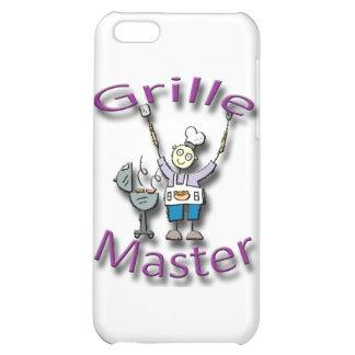 Grille Master violet iPhone 5C Case