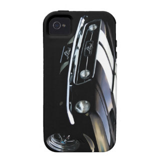 Grille of black Hot Rod Case-Mate iPhone 4 Cases
