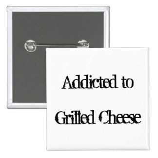 Grilled Cheese Pinback Buttons
