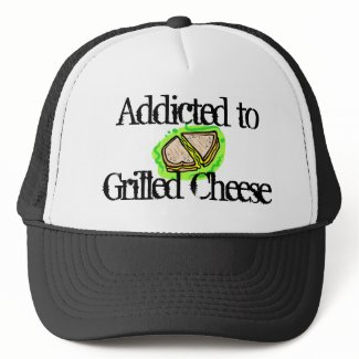 Grilled Cheese hat