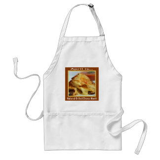Grilled Cheese Holiday Apron