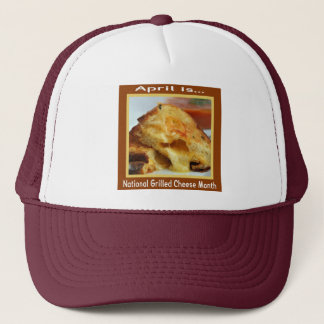 Grilled Cheese Holiday Cap