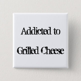 Grilled Cheese Pinback Button