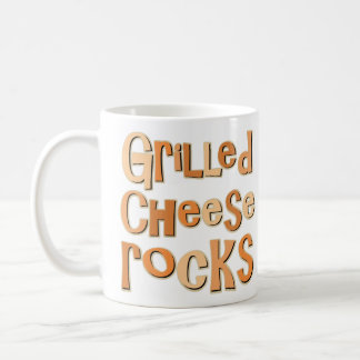 Grilled Cheese Rocks Coffee Mug
