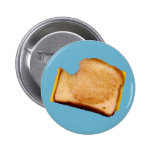 Grilled Cheese Sandwich 2 Inch Round Button