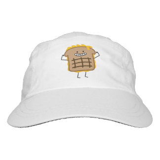 Grilled Cheese Sandwich Cheddar Toasted Bread Headsweats Hat