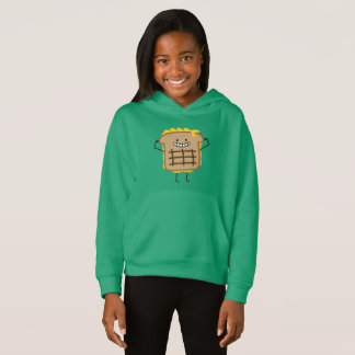 Grilled Cheese Sandwich Cheddar Toasted Bread Hoodie