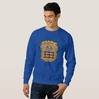 Grilled Cheese Sandwich Cheddar Toasted Bread Sweatshirt