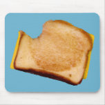 Grilled Cheese Sandwich Mouse Pad