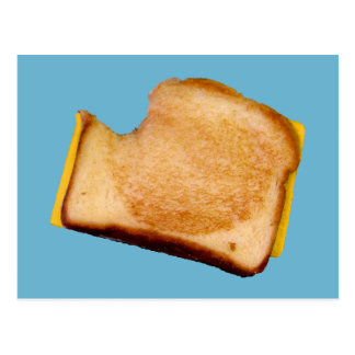 Grilled Cheese Sandwich Postcard