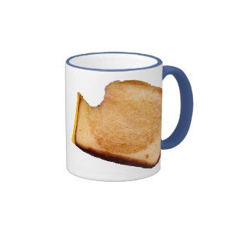 Grilled Cheese Sandwich Ringer Mug