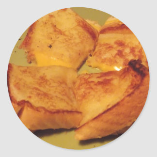 Grilled cheese sandwich STICKERS
