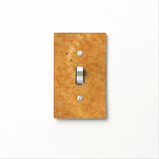 Grilled cheese toast side perfection in cooking switch plate cover