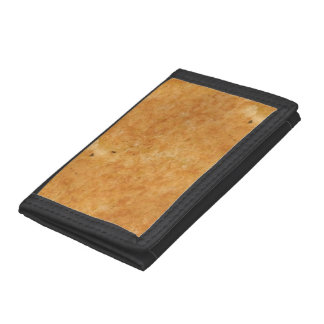 Grilled cheese toast side perfection in cooking tri-fold wallet