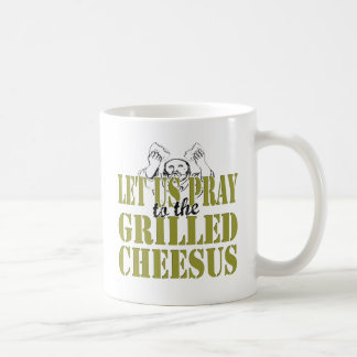 Grilled Cheesus Coffee Mug