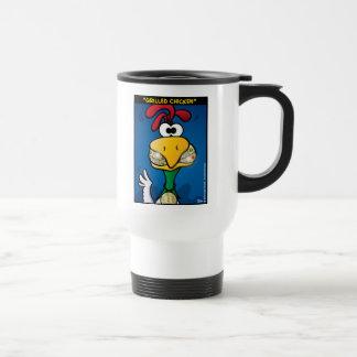 Grilled Chicken Mugs