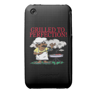Grilled To Perfection iPhone 3 Covers