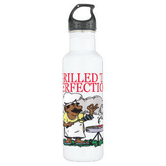 Grilled To Perfection Water Bottle