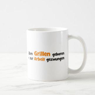 Grillen Coffee Mug