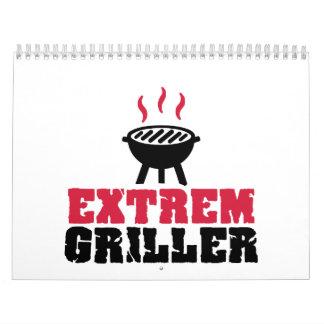 Griller de Extrem Calendario