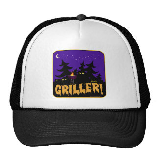 ¡Griller! Gorra