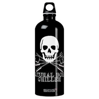 Griller llevado natural botella de agua