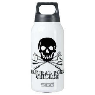 Griller llevado natural botella isotérmica de agua