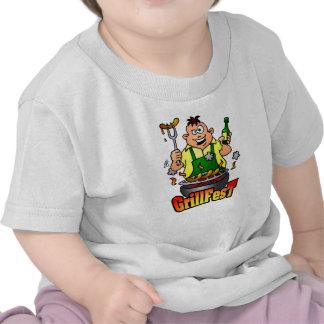 GrillFest Camiseta