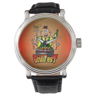 GrillFest Watches