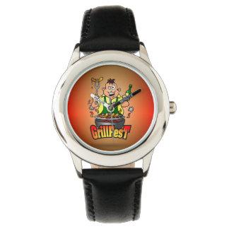 GrillFest Wristwatches