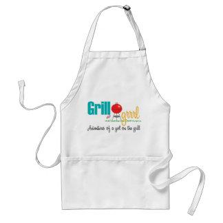 GrillGrrrl Apron