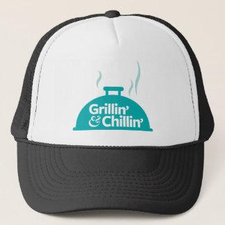 Grillin' & Chillin' Trucker Hat