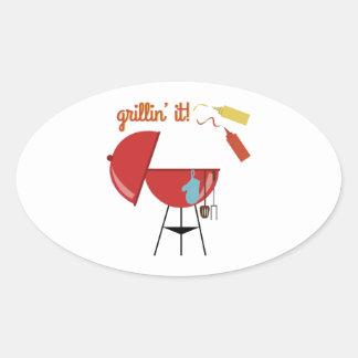 Grillin él