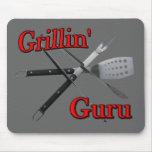 Grillin' Guru Mouse Pad