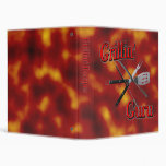 Grillin' Guru Recipes 3 Ring Binder