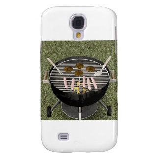 Grilling Galaxy S4 Case