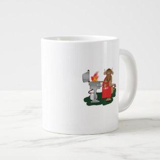 Grilling Giant Coffee Mug