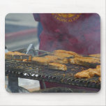 Grilling Salmon Grills Mousepads