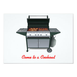 Grilling Time Card