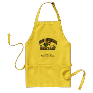 Grilling with America's Team Apron