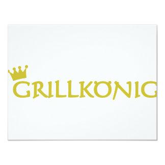 Grillkönig Card