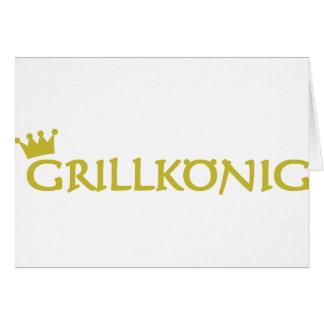 Grillkönig Cards