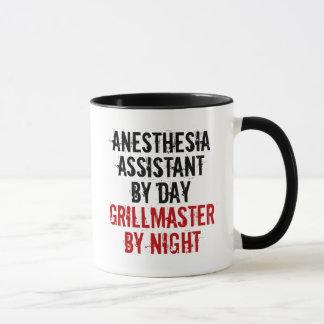 Grillmaster Anesthesia Assistant Mug