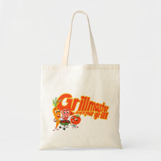 Grillmaster Budget Tote Bag