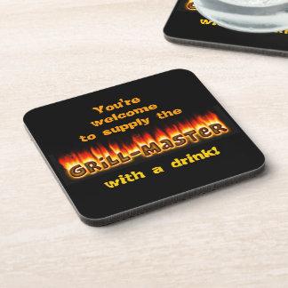 Grillmaster Coaster