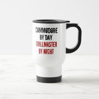Grillmaster Commodore Travel Mug