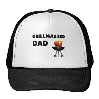 Grillmaster Dad Trucker Hat