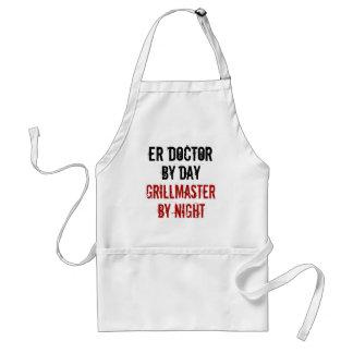 Grillmaster ER Doctor Adult Apron