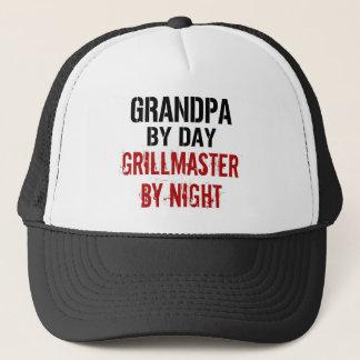 Grillmaster Grandpa Trucker Hat